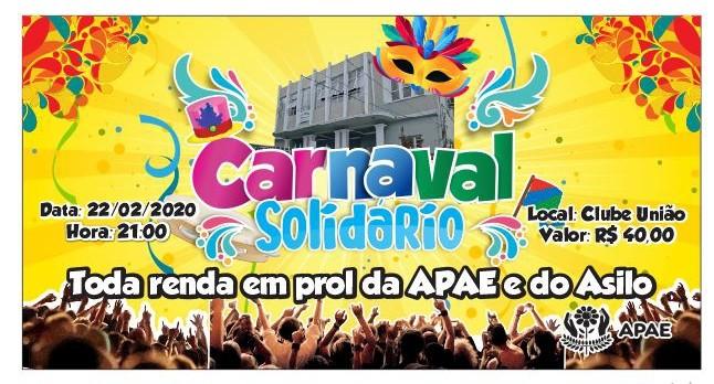 Carnaval Solidário